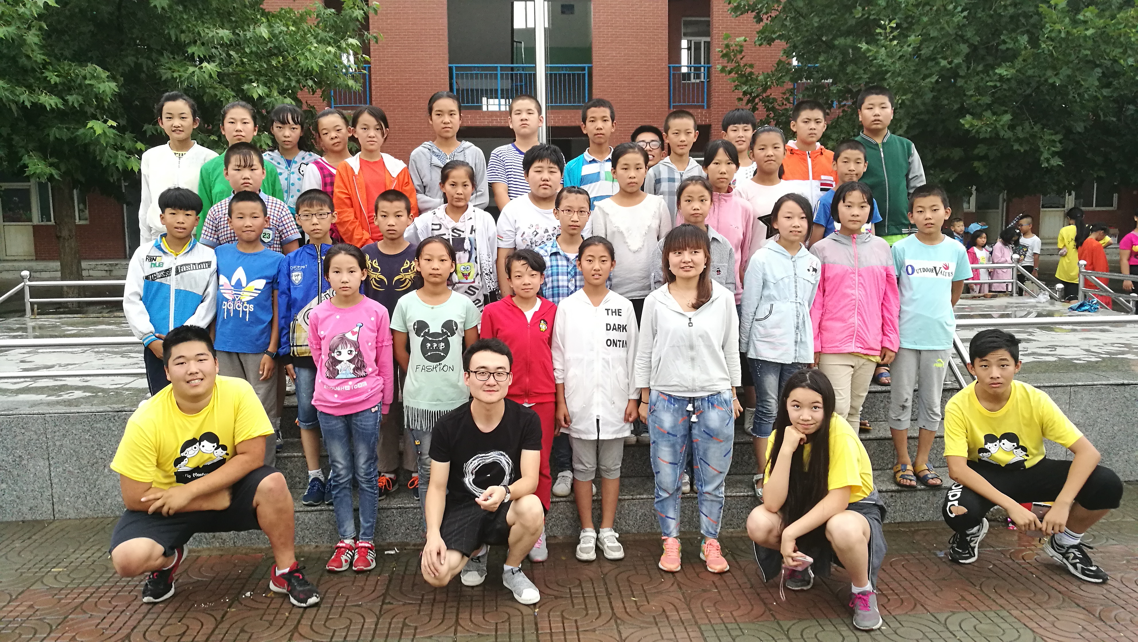 Shanxi education support program littlemastersclub summer camp remote teaching library corners fandeluxe Gallery