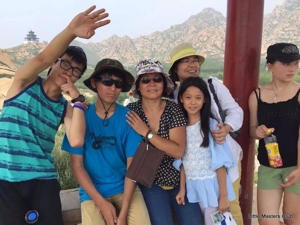 on-the-mountain