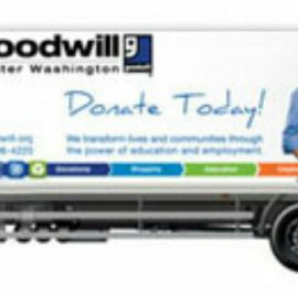 ❤️Goodwill Truck Donation Reception ❤️