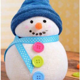 2017 Snowman Decoration by PAA