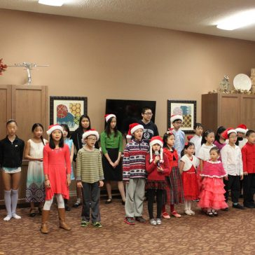 Little Masters at Senior Living Home