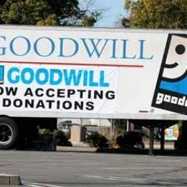 2019支教筹款系列:Goodwill Truck Fundraising@Newport High School