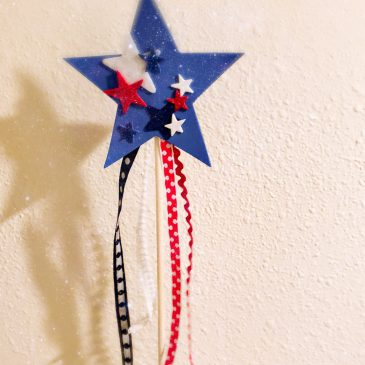 July 4th Magic Wand Workshop