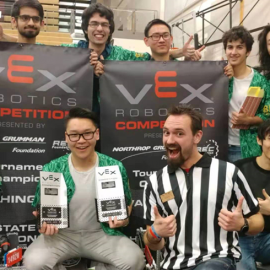 STEM – VEX Competitive Robotics Introduction & Demo