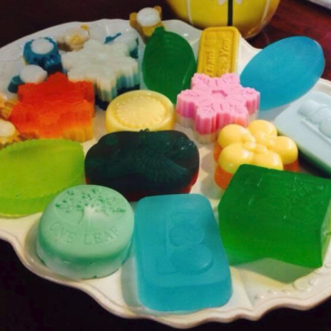DIY Soap Session #2