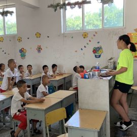 2019 SESP Shanxi Reflection–Erika Ni