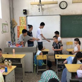 2019 SESP Shanxi Reflection–Alice Li