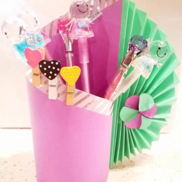 Back To School Pencil Holder DIY